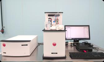 個数カウント型粒度分布測定装置